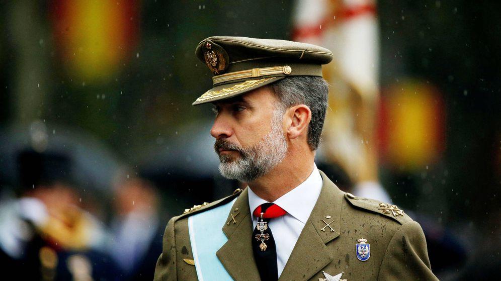 Foto: El rey Felipe en una imagen de archivo.