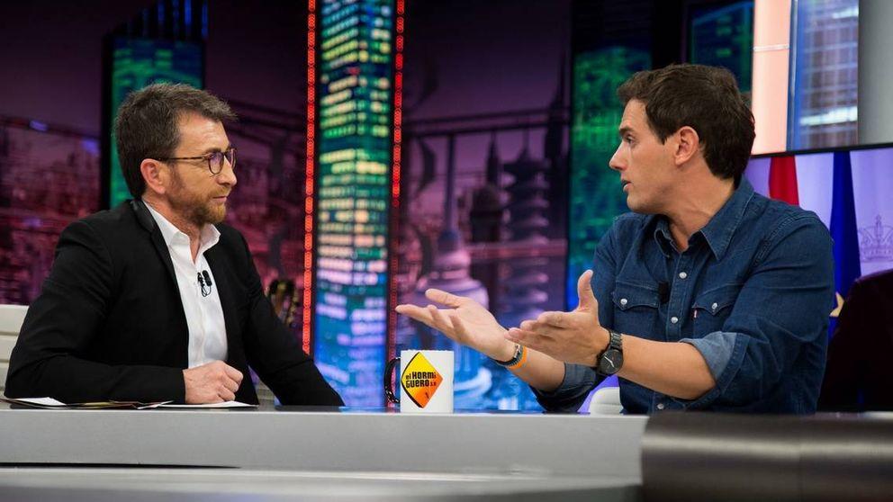 Decepción en las redes con Pablo Motos por no preguntar a Rivera sobre Malú