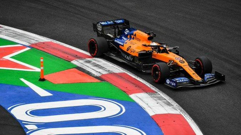 Foto: Carlos Sainz logró con facilidad la séptima posición, el primero de la clase B de la F1 por quinta vez consecutiva. (McLaren)