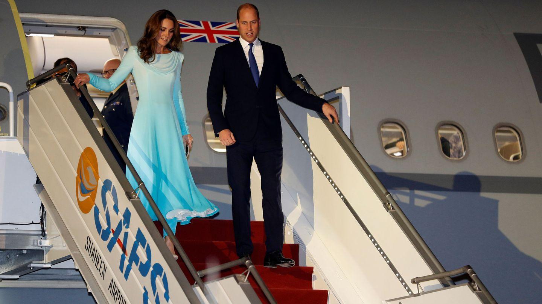 El príncipe Guillermo y Kate Middleton. (Reuters)