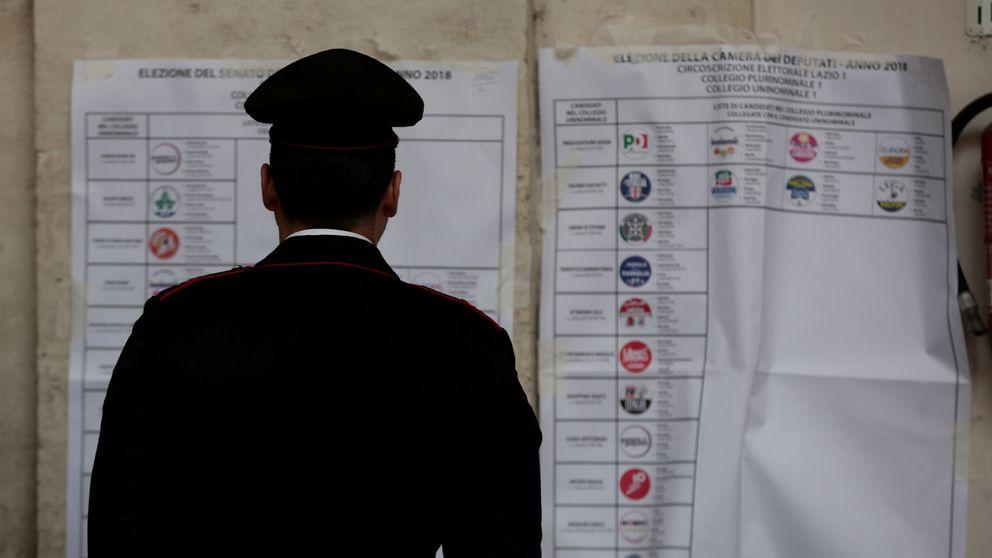 Italia: ¿y ahora qué? Las improbables coaliciones que hay sobre la mesa