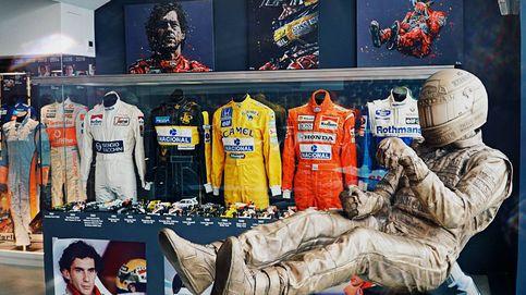 La mejor colección de pilotos de F1 del mundo está en Barcelona: No hay nada igual