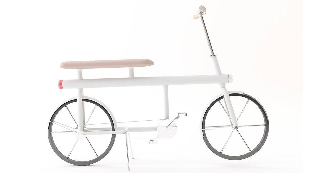 Bicicleta eléctrica de diseño