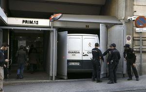 Un comisario del 11-M ayudó a la red de Granados a pagar sobornos