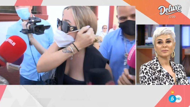 Ana María Aldón, en 'Viva la vida'. (Mediaset España)