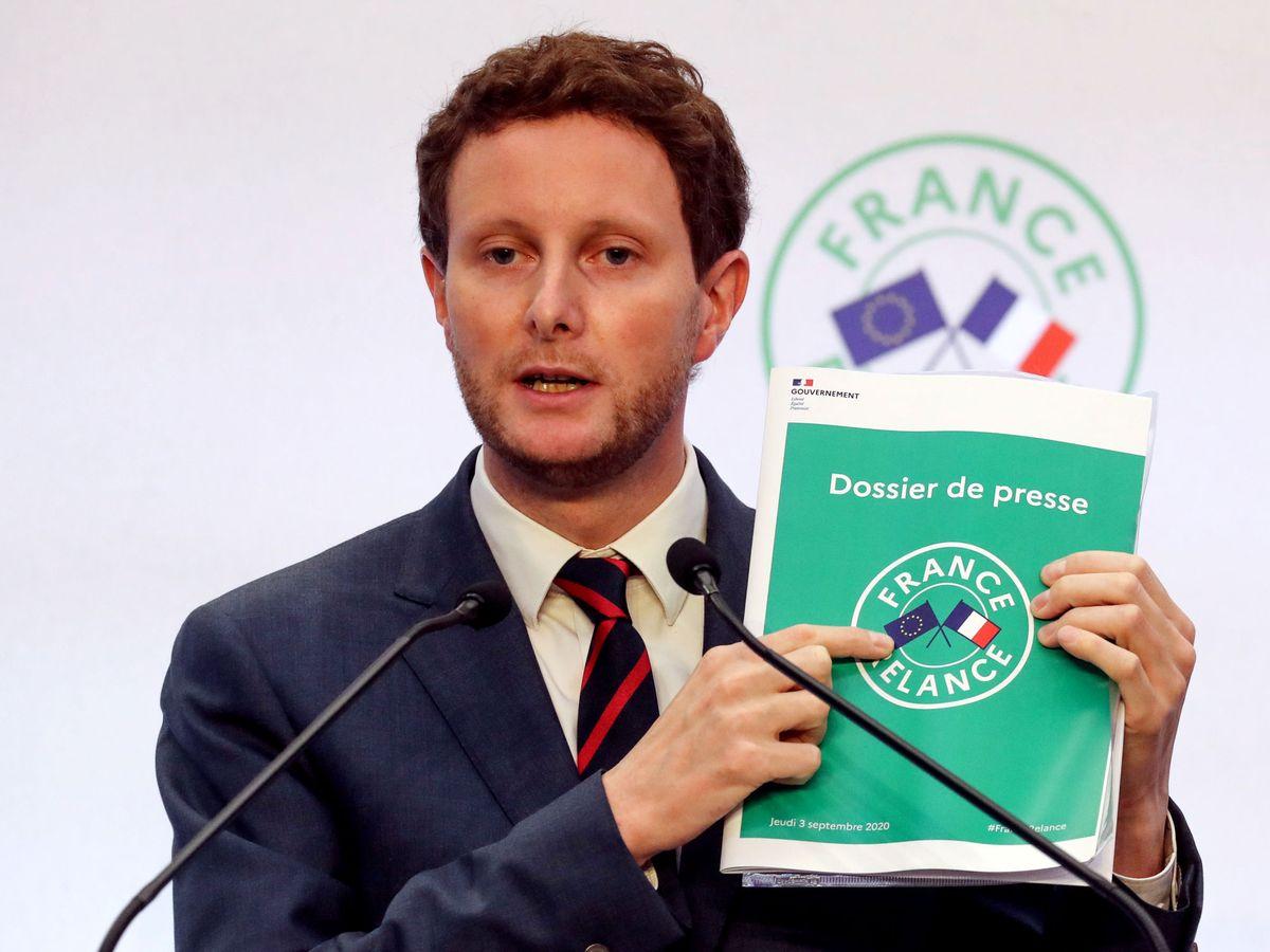 Foto: Clément Beaune. (Reuters)