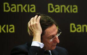 Bestinver aprovecha la privatización del Frob para salir de Bankia