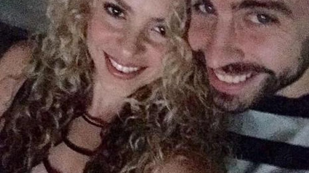 Shakira y Piqué, dos fans más de U2 en Barcelona (pero con privilegios)
