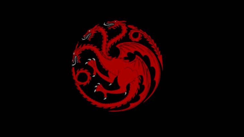 Emblema de los Targaryen. (HBO)