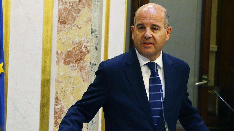 Foto: El diputado del PP Ramón Moreno. (EFE)