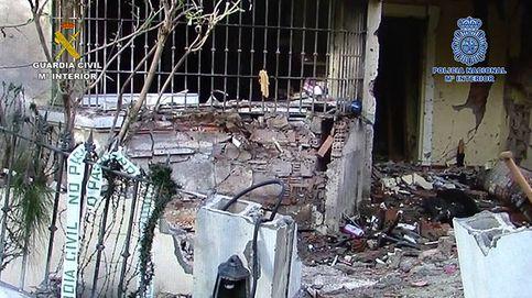 Detenidos tres sicarios por atacar con explosivos el chalé de un narco en Málaga