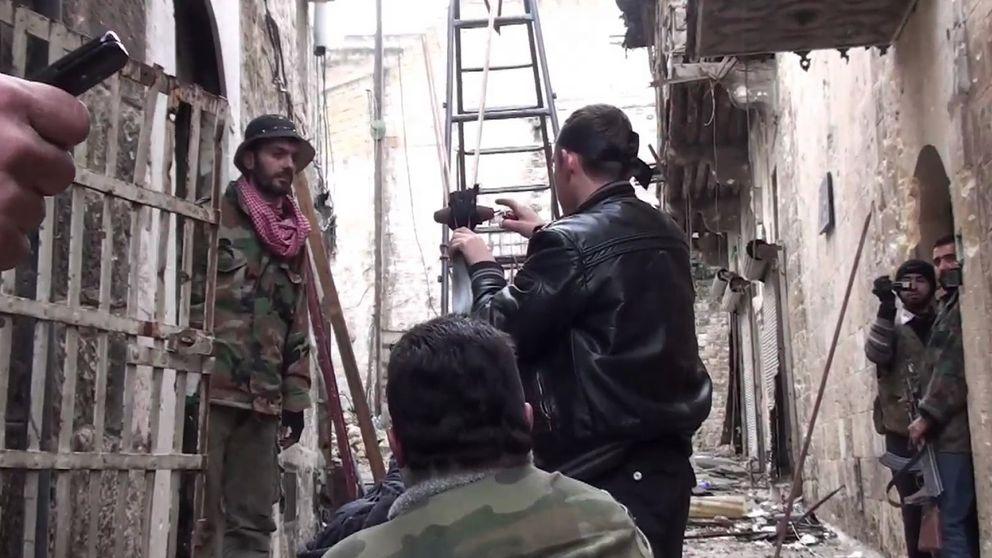 Combatir sin esperanza en Alepo: 'La revolución se acabó. Perdimos'