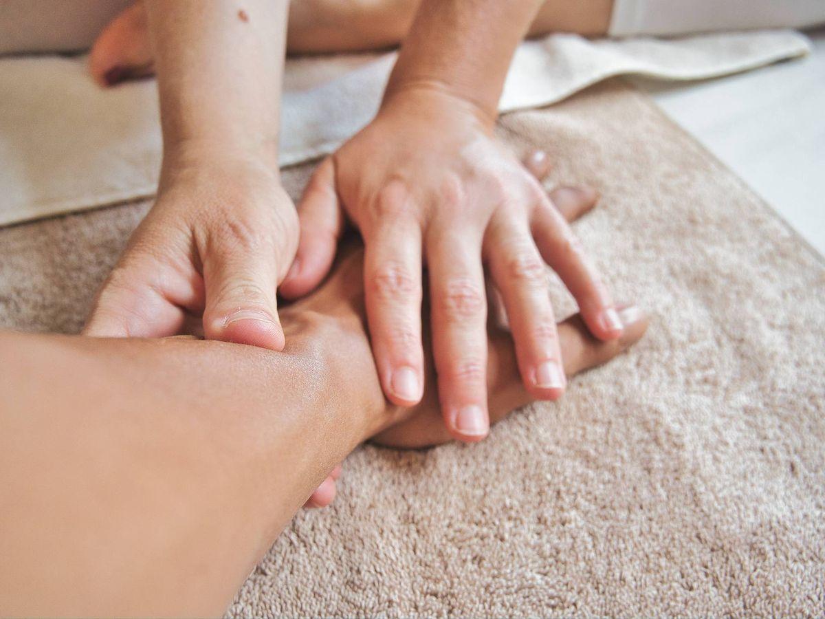 Foto: Un masaje y como nueva. (Conscious Design Para Unsplash)