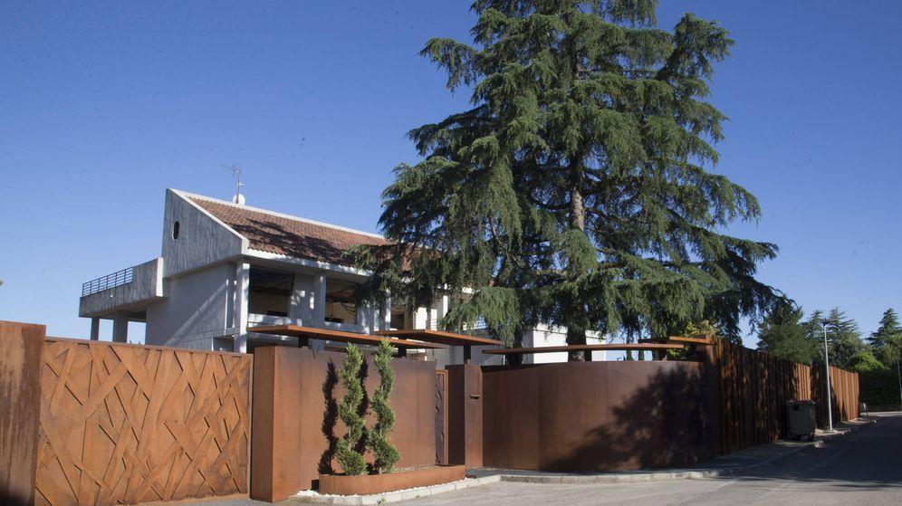 Foto: Vista general de la casa Ramos-Rubio. (VA)