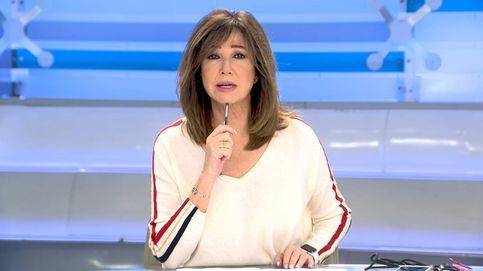 Ana Rosa Quintana se vacuna contra el coronavirus en directo