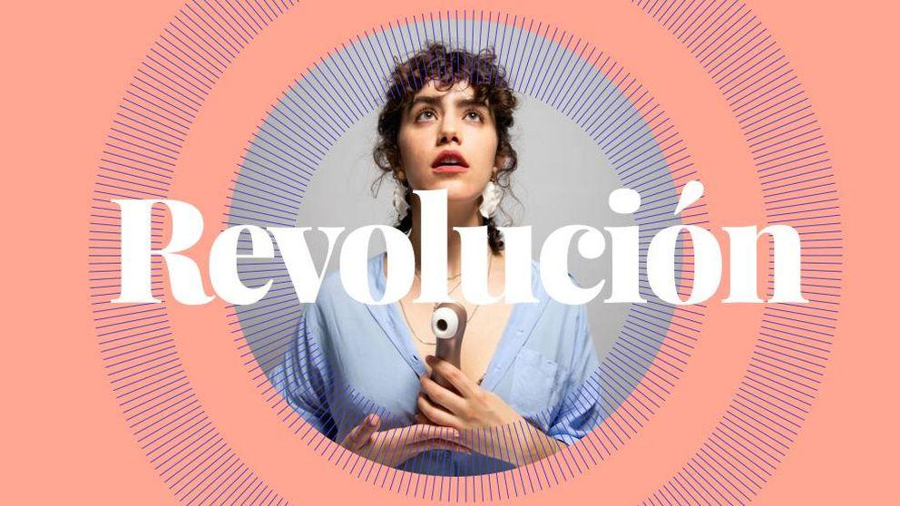 La nueva revolución sexual femenina es este juguete futurista que funciona con ondas