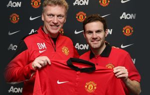 Los números no engañan: Mata ha llegado al United para ser el 'jefe'