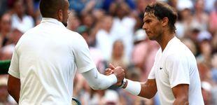 Post de La lección de Rafa Nadal a Nick Kyrgios que el 'chico malo del tenis' ignorará
