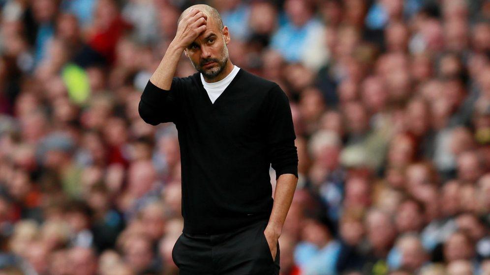 Foto: El Manchester City juega este domingo contra el Arsenal. (Reuters)