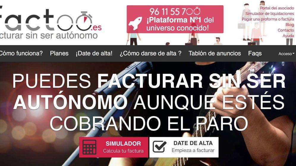 Foto: Factoo ofrece facturar y cotizar sin necesidad de ser autónomo.