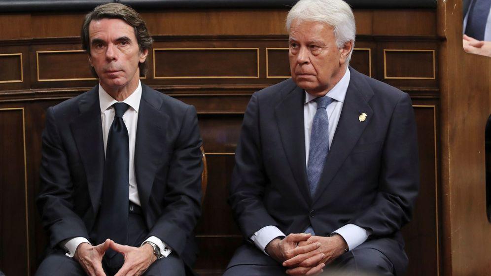 Foto: Dos expresidentes que pasaron por Endesa y Gas Natural. (EFE)