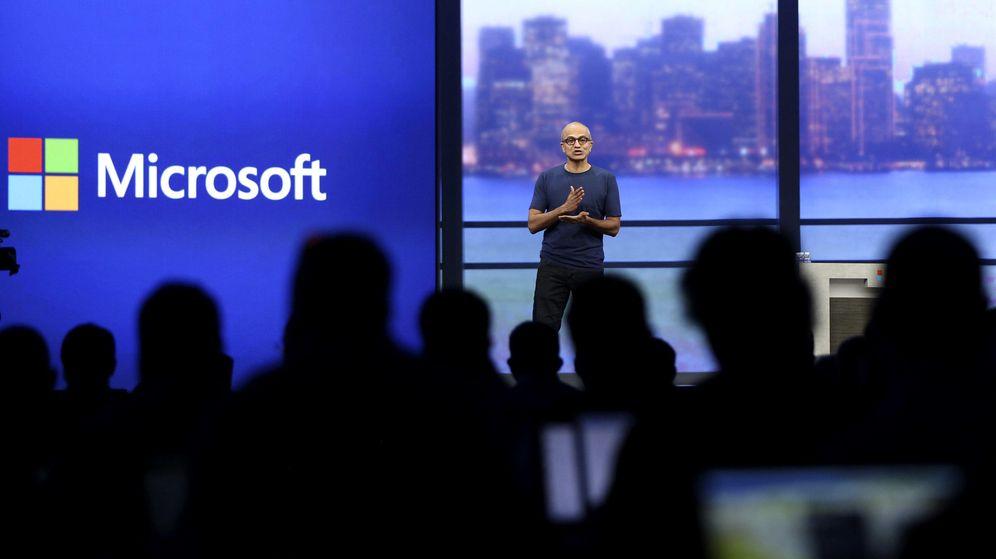 Foto: El ceo de Microsoft Satya Nadella en una imagen de archivo. (Reuters)