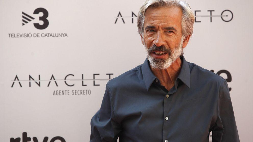 Imanol Arias, Quim Gutiérrez y Carlos Areces presentan 'Anacleto, agente secreto'