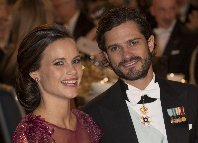 Sofía Hellqvist, cada vez más cerca de alcanzar el título de princesa de Suecia
