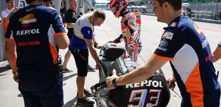 Post de La sorpresa de Marc Márquez en su regreso a MotoGP 'con un hombro menos'