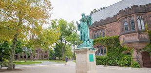 Post de Investigan a la Universidad de Princeton tras admitir un