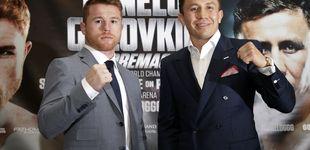 Post de Dónde ver el combate entre Canelo y Golovkin: horario y cadena de televisión