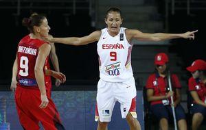 La hoja de ruta de España hacia las medallas tiene a China en cuartos