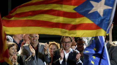 De la euforia del independentismo al éxtasis final en Ciudadanos