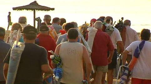 Prohibido poner la sombrilla en la playa e irse a casa: Almuñécar pondrá multas