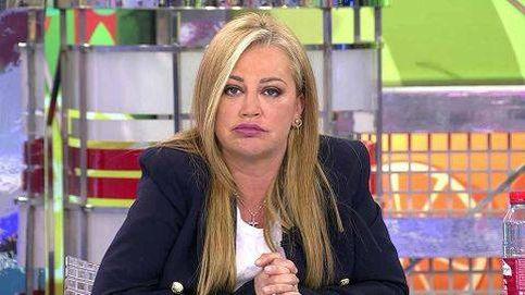 Belén Esteban paraliza 'Sálvame' para lanzar una advertencia a Campanario