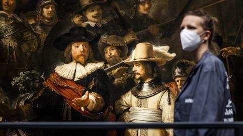 El Rijksmuseum investiga el cuadro 'La ronda nocturna'