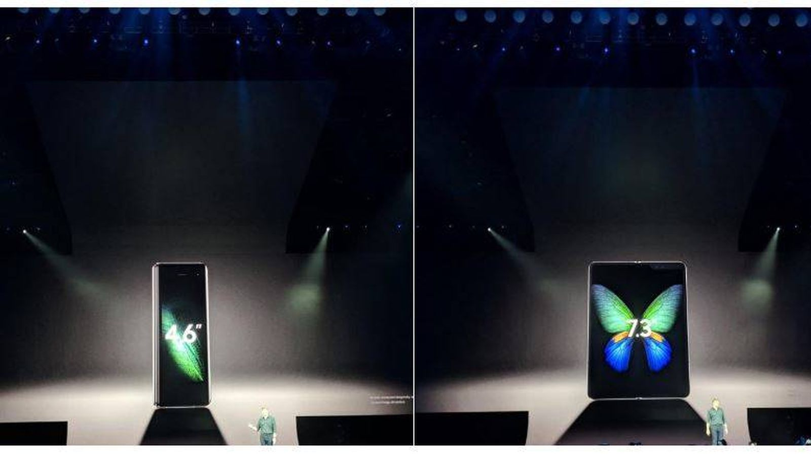 0e3d55ee06f Móviles: Samsung Galaxy Fold: este móvil plegable (por fin) no es un  experimento
