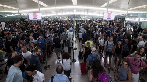 Así ven fuera la huelga de El Prat: caos y bajos sueldos por 16 horas de trabajo