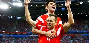 Post de Rusia, rival de España, es la selección más vigilada por doping... y la que más corre