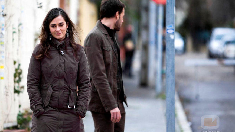 Foto: La actriz Anna Allen, en una imagen de la serie 'Acusados'