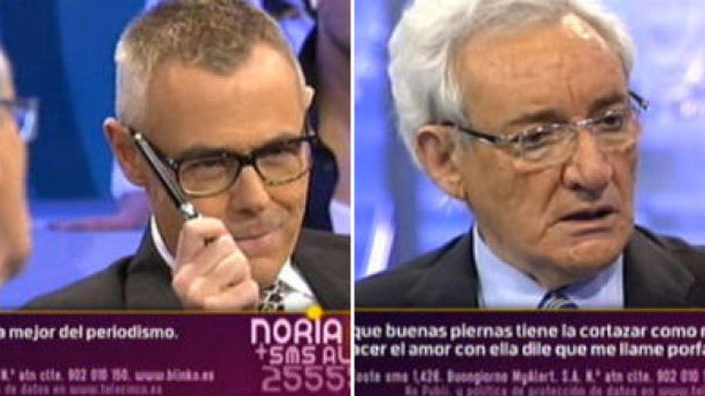 Luis del Olmo se desnuda: votante de Durán i Lleida, amigo de Losantos y defensor de Garzón
