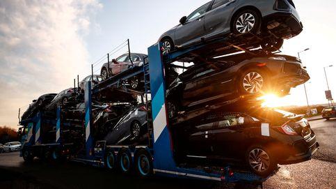 Honda detiene la producción en el Reino Unido por congestión en los puertos