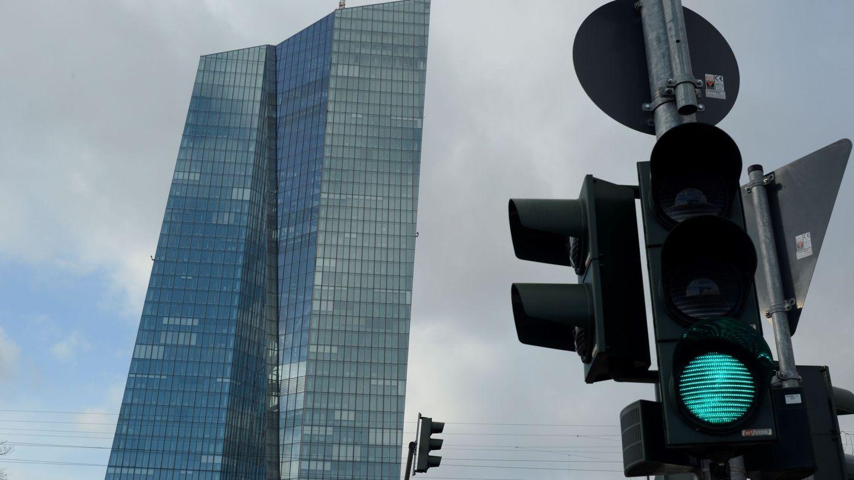Sede del BCE en Fráncfort. (EFE)