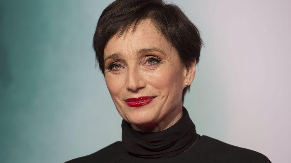 Foto: La actriz, en 2018. (EFE)
