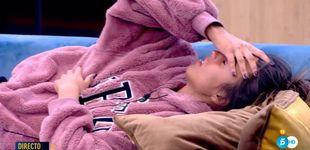 Post de 'GH': Sofía sufre un ataque de ansiedad  y se desmaya por culpa de su madre