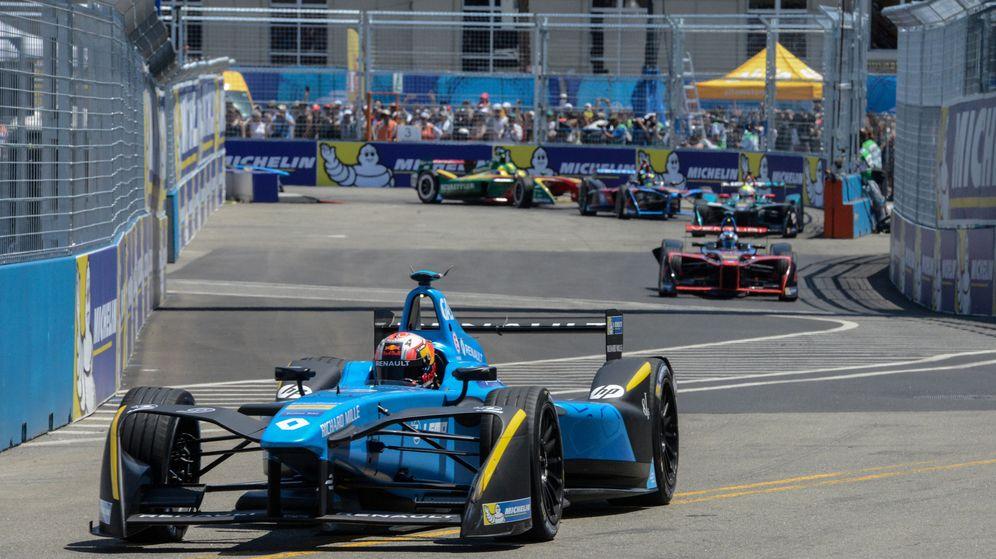 Foto: La Fórmula E celebró un gran premio en Nueva York el pasado mes de julio. (Reuters)