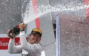 Rosberg gana en casa por delante de Bottas y Hamilton; Alonso, quinto
