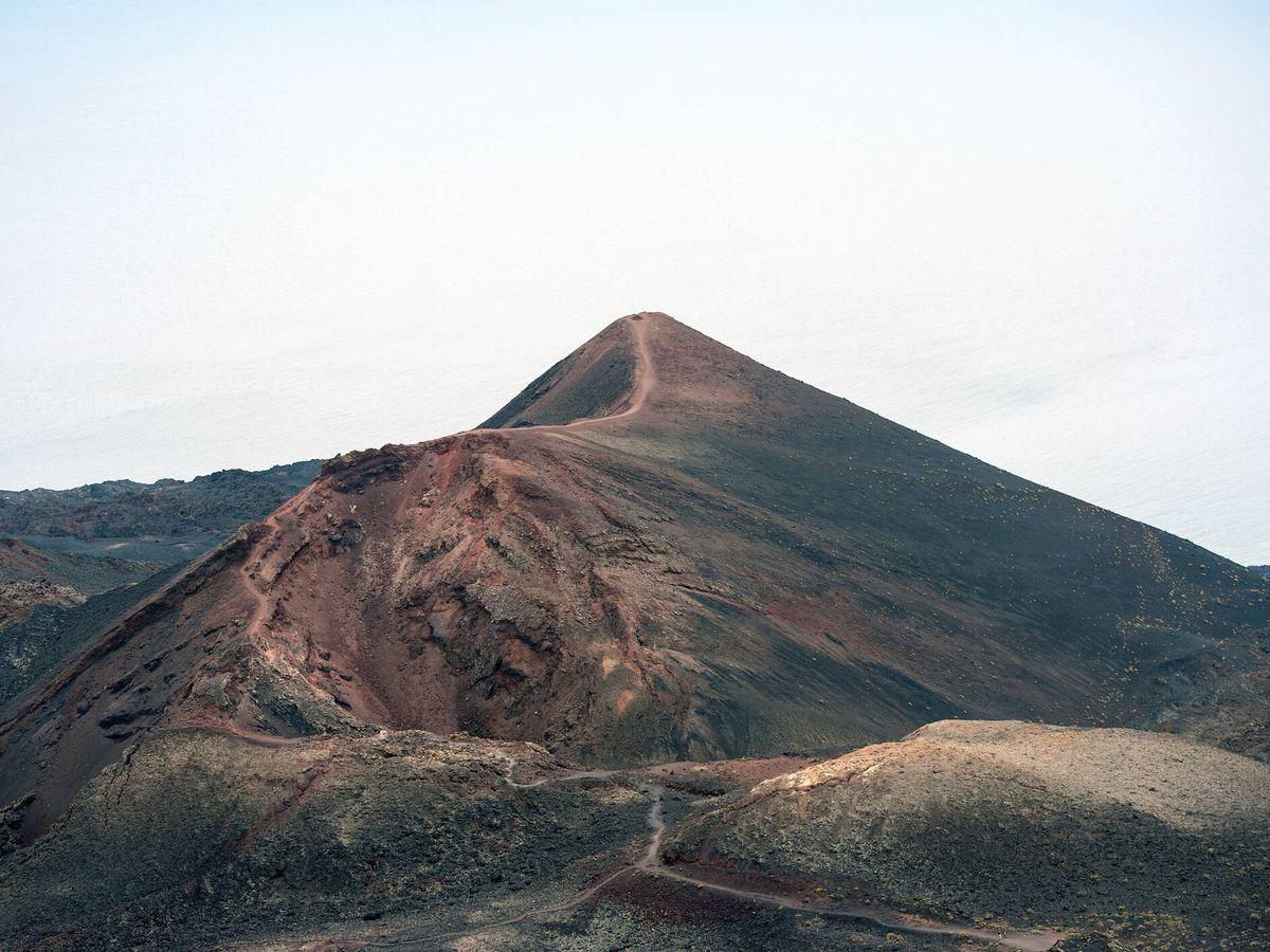 Foto: Paisaje volcánico en La Palma. (iStock)