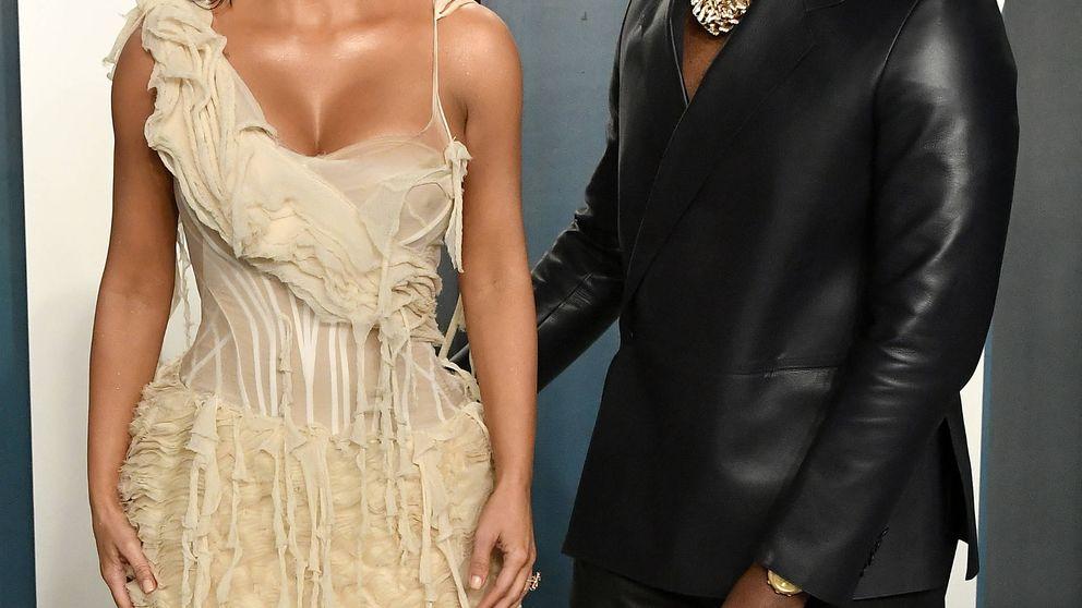 Kim Kardashian y Kanye West: tenso reencuentro entre lágrimas