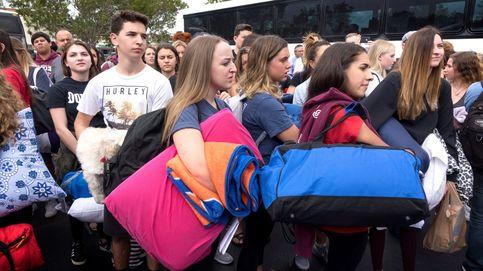 Protestas tras el tiroteo en Florida